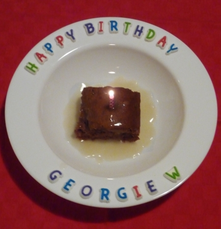 Happy Birthday George Washington