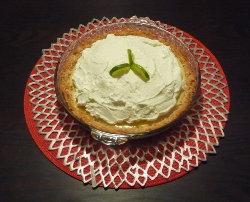 Key Lime Pie_Toasted Coconut Crust