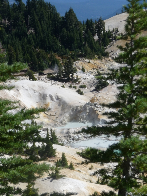 Bumpass Hell Geothermal Area