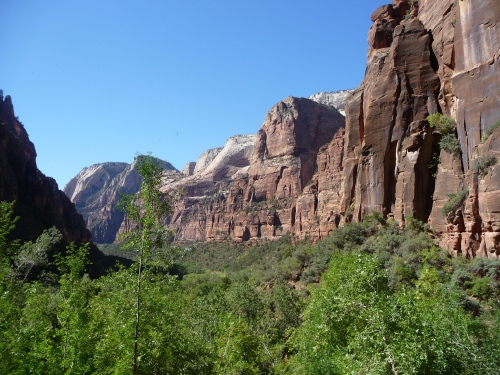 Zion_Weeping Rock View_1