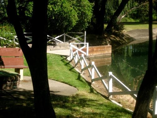 Mokelumne River_Boat Dock