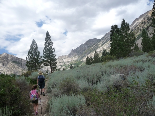 Inyo National Forest_Trail to Barney Lake_1