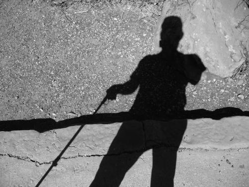 Zion_Vivian Meier-style shadow