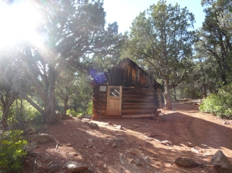 Zion_Taylor Creek Trail_Larson Cabin_1