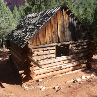 Zion_Taylor Creek Trail_Larson Cabin_2