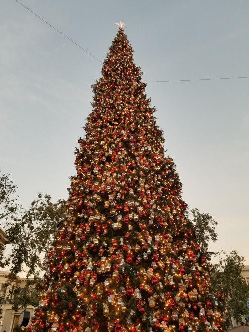 The Grove LA_Christmas Tree_2017