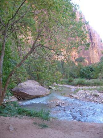 Zion NP_Virgin River_1