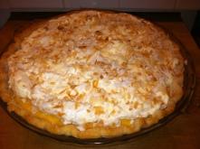 Apricot Cream Pie