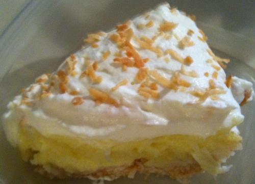 Coconut Cream Pie_Slice