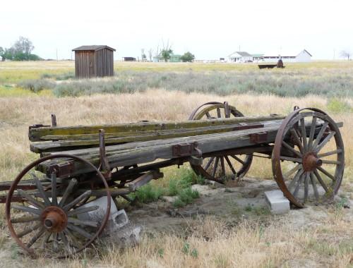 Col Allensworth SHP_Wagon