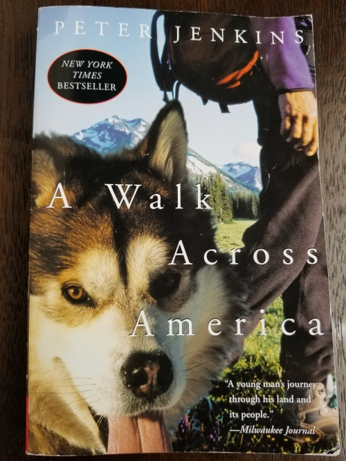 A Walk Across America Cover