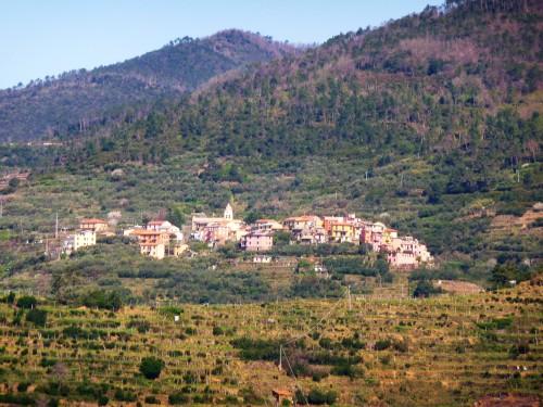Cinque Terre Village