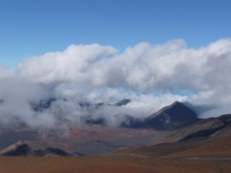 Hawaii_Haleakela Crater