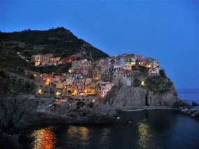 Manarola_Night