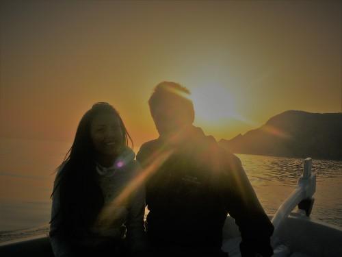 Skipper Daniele & First Mate