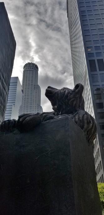 Bear Statue_1