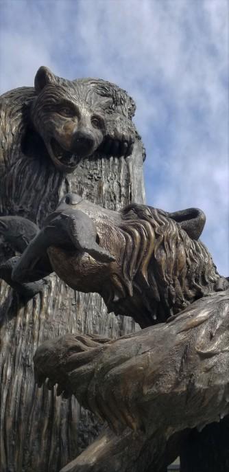 Bear Statue_2