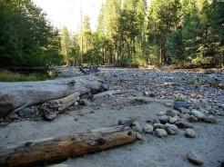 Merced Riverbed