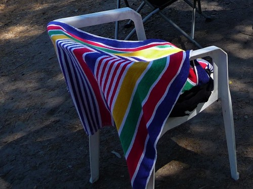 The Camping Towel