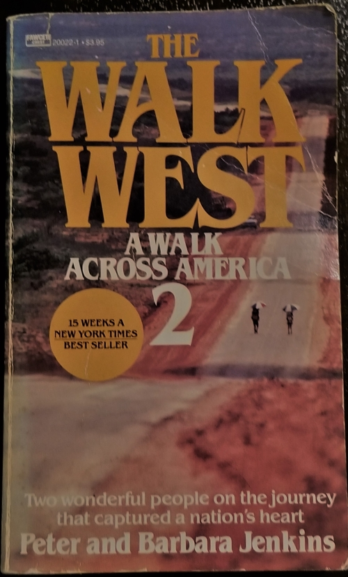 The Walk West Cover