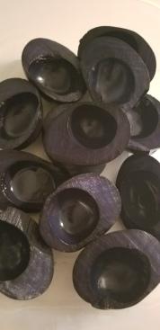 Lava Black Eggs