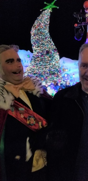 Mayor of Whoville Surprise