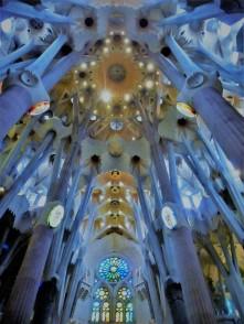 Sagrada Familia Ceiling_Arctic