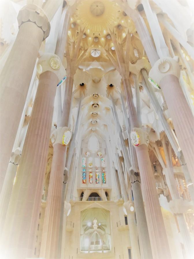 Sagrada Familia Ceiling_Icarus