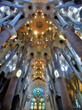 Sagrada Familia Ceiling_Original_A