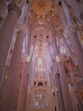 Sagrada Familia Ceiling_Rouge