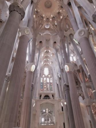 Sagrada Familia Ceiling_Slate