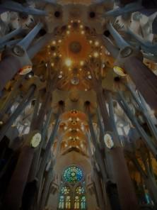 Sagrada Familia Ceiling_Sunscreen