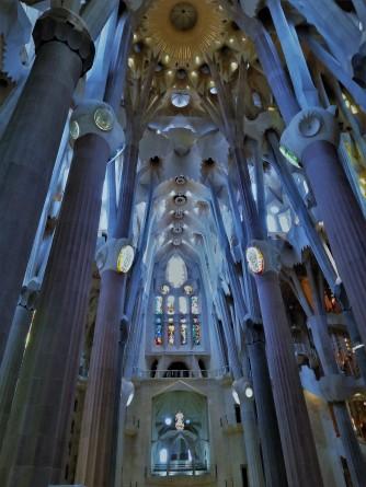 Sagrada Familia_Ceiling_A