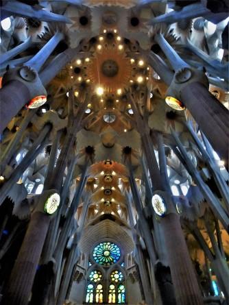 Sagrada Familia_Ceiling_B