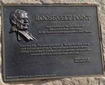 Grand Canyon_Roosevelt Point Plaque