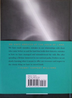 The Hour of Land_Back Cover