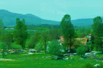 Window View_Slovenia