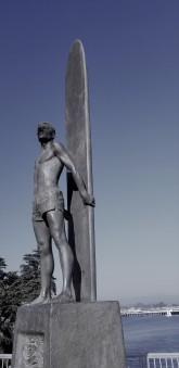 Surfing Sculpture_Grey
