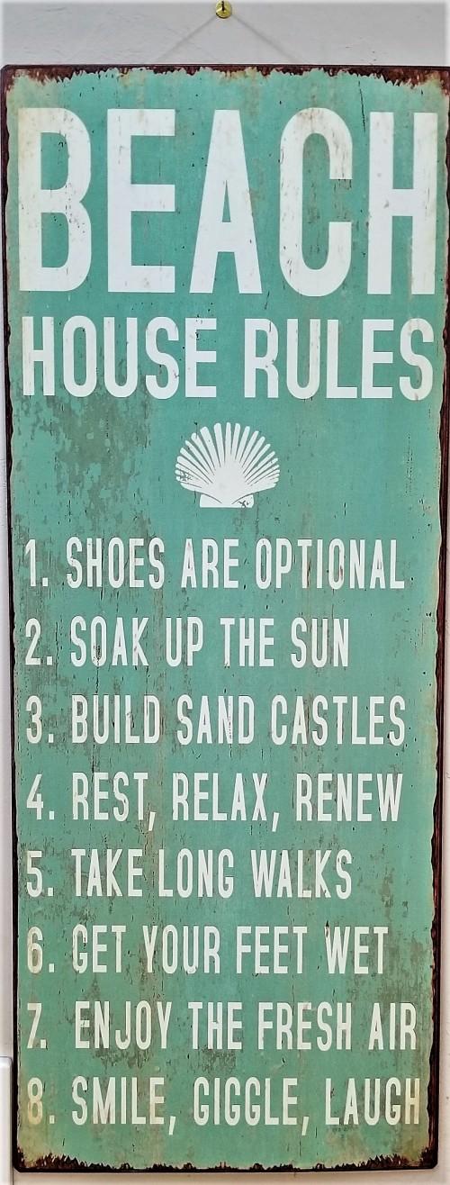 California_Beach House_Rules