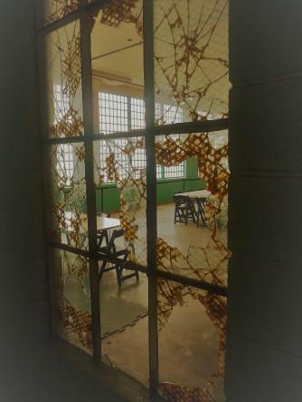 Alcatraz_New Industries Building_Interior Window