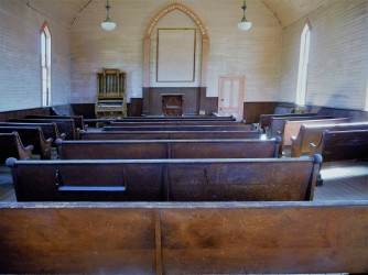 Bodie_Empty Church