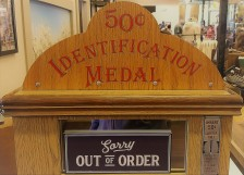 Identification Medal_Out of Order