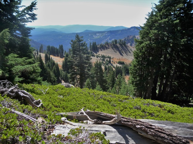 Lassen_View From Trail