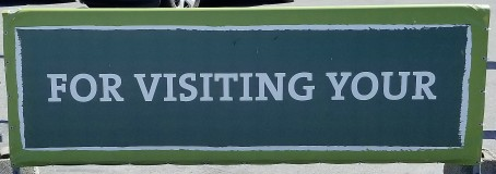 For Visiting Your_Sign