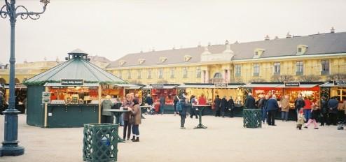 Christmas Market_Vienna