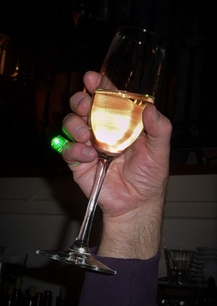 New Year_Champagne Toast