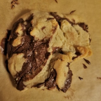 Chocolate Chip Cookie_Fail