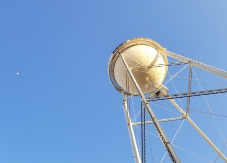 Sony Water Tower_Moon