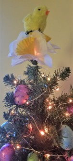 Holiday Tree_Top_Yellow