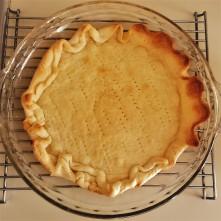 Slumping Pie Crust